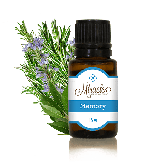 Memory Miracle Essential Oils